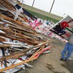 Elecciones: Surco retiró propaganda electoral