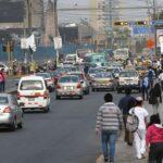 Avenida 28 de Julio: MML reabre tránsito vehicular