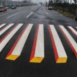 India implementa creativos pasos peatonales en 3D