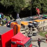 Carretera Central: Se eleva a 24 muertos saldo de trágico accidente