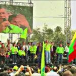 Ecuador: Oficialismo respalda paz en Colombia y al Gobierno de Brasil