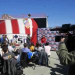 UEFA: Someten a controles antidopaje a diez jugadores del Atlético