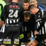 Twitter: Christian Benavente aclara que no es grave su lesión