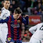Liga BBVA: Real Madrid voltea el resultado y gana 2-1 a Barcelona