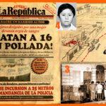 Pedido de Fujimori es el parteaguas entre democracia y dictadura
