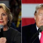 EEUU: Hillary Clinton saca 30 puntos a Trump en California