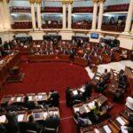 Congreso: Se amplía legislatura hasta el próximo viernes 17