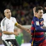Liga BBVA: Barcelona recibe en el Camp Nou al Valencia