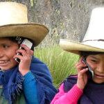 MEF: Pueblos con menos de 400 habitantes contarán con telefonía móvil