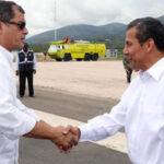 Rafael Correa pide a Unasur crear secretaría sobre desastres naturales