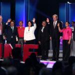 Candidatos expresaron sus propuestas en debate presidencial 2016