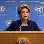 Dilma Rousseff denunciará a la ONU conspiración golpista de la oposición