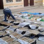 Decomisan 406.3 kilos de marihuana y 20.4 de cocaína en el sur de Bolivia