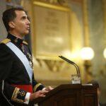 España: Felipe VI disuelve cámaras y pide convocar a elecciones
