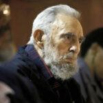 Fidel reaparece en público en un homenaje a combatiente Vilma Espín