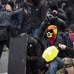 Más de 100 mil personas protestan contra reforma laboral en Francia (VIDEO)