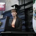 Senadora critica el silencio del Gobierno mexicano ante Trump