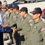 Presidente Humala llegó a Ecuador para entregar ayuda humanitaria (VÍDEO)