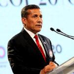 Humala firmará este viernes Acuerdo de París sobre cambio climático