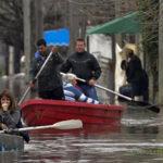 Uruguay: Evacuan a más de 4 mil damnificados por las inundaciones