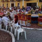 Libreros de Quilca son reubicados en plazoleta rimense Integración