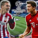 Champions League: Atlético de Madrid confía en vencer al Bayern Munich