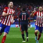 Champions League: Atlético de Madrid vence 1-0 a Bayern por semifinales