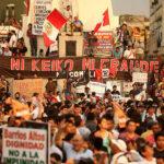 5 de abril: Todo el país unido en un solo grito: ¡Fujimori nunca más!