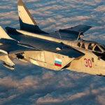 Avión militar estadounidense es interceptado por un caza ruso