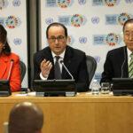 ONU: Un número récord de países firma acuerdo sobre el clima de París