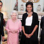 Isabel II y duques de Cambridge recibirán el viernes a los Obama