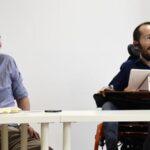 "España: ""No nos vamos a vender"" asegura Pablo Iglesias"