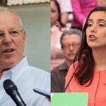 Flash electoral GfK: Kuczynski 20.6 %, Mendoza 20.3 %