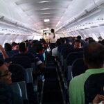 Cinco días de prisión para peruano que provocó incidentes en un avión