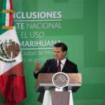 México: Peña propone uso medicinal y descriminalizar la marihuana