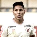 Torneo Apertura: Raúl Ruidíaz por lesión no jugará ante Sporting Cristal