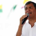 Ecuador: Presidente llama a defender a la patria de protesta opositora