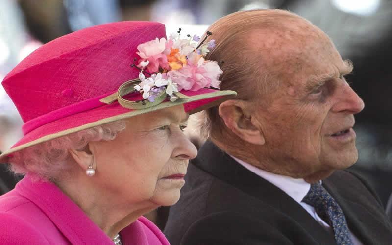 Reina Inglaterra-esposo