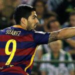 Liga BBVA: Luis Suárez amplía ventaja goleadora con Cristiano Ronaldo
