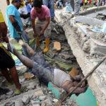 Ecuador: Sube a 246 cifra de muertos y 2,527 heridos por terremoto