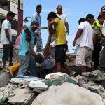 Terremoto en Ecuador: Aumenta a 654 cifra de fallecidos (VIDEO)