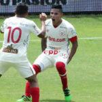 Universitario gana el clásico por 2-1 al Alianza Lima