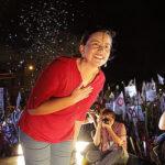 Verónika Mendoza: Congreso es del pueblo y no de Keiko Fujimori