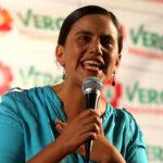 Verónika Mendoza: Sospechoso cierre de cuenta en Facebook