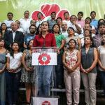 Verónika: Seremos una oposición firme y fiscalizadora