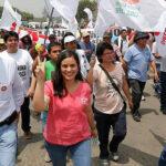 Legisladores españoles y suramericanos apoyan a Verónika Mendoza