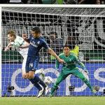 Champions League: Wolfsburgo deja con un pie fuera a Real Madrid