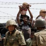 Turquía: A balazos impiden ingreso de refugiados sirios en la frontera