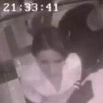 Quiso abusar de una mujer en el ascensor, pero recibió tremenda paliza (VÍDEO)