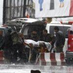 Afganistán: 28 muertos y 327 heridos en atentado suicida en Kabul